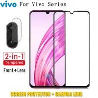Tempered Glass Vivo Y95 Free Anti Gores Camera Vivo Y 95
