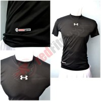 Kaos / T-Shirt Olahraga Fitness, Sepakbola, Renang, Lari, Sepeda