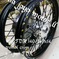 VELG TDR RING 14 MIO-FINO-MIO J-SHOL JT-MIO125-XEOND-NOUVO-TROMOL