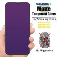 Tempered Glass Samsung A20 A30 A50 A70 Anti Blue Light Matte Anti Gore