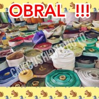 KAIN JOK SOFA OSCAR /OSKAR / KULIT SINTETIS - SISA POTONGAN BAHAN