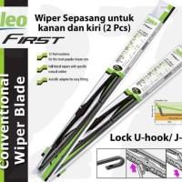wiper valeo Proton Exora model wiper kiri, kanan - 626d