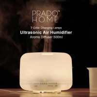 Air Humidifier Ultrasonic 500ml aroma therapy diffuser essential oil