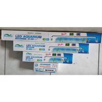 Lampu Aquarium HY-408 70-80cm Led Super Bright Ultrathin Light Lamp