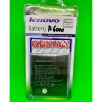 Baterai Lenovo A6000 A6010 A6000+ BL242 Original Batre Battery MURAH