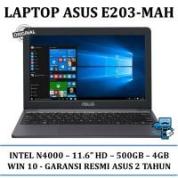 Laptop Notebook Asus VivoBook E203-MAH - 4GB 11.6 500GB Win 10