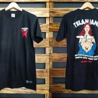 T-SHIRT SLANK TELANJANG