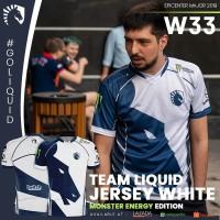 Jersey Team Liquid 2017 | Baju Kaos Gaming Dota 2 Dota2 CS:GO Gamers