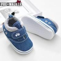 Sepatu Baby Pre Walker Little Car LKS744
