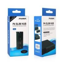 PS4 Slim USB Hub 4 Port Expansion Dobe USB 3.0