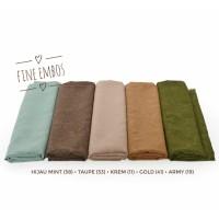 Kain sifon fine embos (bagian 2) - Lebar 1.15