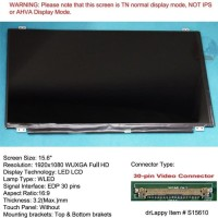 Layar LCD LED Screen Asus ROG GL502VM GL502VS GL502VT Full HD