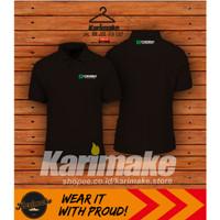 Polo Shirt Kaos Polo Hiking Consina Kaos Sport - Karimake