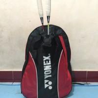 Pasti MURAH.. Tas Ransel Badminton YONEX