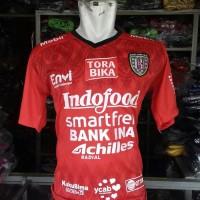Murah !!! Jersey Baju Bola Bali United Home Liga 1 Merah