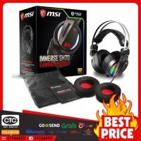 Headset Gaming MSI Immerse GH70 - HG 70 - Headphone dan Mikrofon