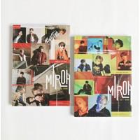 Stray Kids - Cle 1 : MIROH [Standard Version] [CD Album Original]