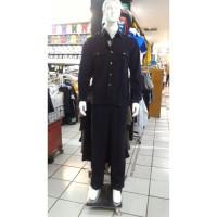 Seragam Baju Setelan Lengan Panjang Satpam / Security / Supir / Safari