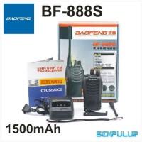 HT Handy Talkie Walkie Talkie Baofeng BF-888-S UHF 16Ch up to 5 km
