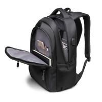 Tas Ransel Pria / Laptop Waterproof Tas Ransel Backpack Kerja Original
