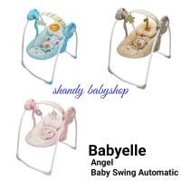 AYUNAN BAYI BABYELLE COMFORT PORTABLE SWING