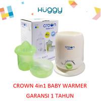 Crown 4 in 1 Baby Warmer Machine - Penghangat Pemanas Botol SUSU ASI