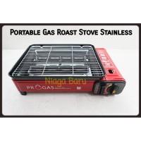 Kompor Gas Portable Progas untuk panggangan sate