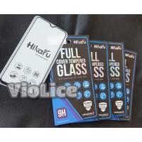 New Hikaru Tempered Glass Full Samsung Galaxy J2 Core 2018 Black 3D