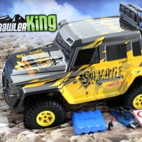Wltoys crawler king 6WD 18629 rc monster truck off road 1 18 hobbies