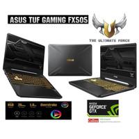 ASUS TUF FX505GE-I5T61T - I5-8300H|DDR4 8GB|1TB|GTX-1050Ti 4GB|WIN10