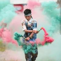 Pipa asap N1 / Smoke bomb 60 detik / asap warna / smoke color