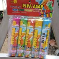 smoke bomb 45 detik / pipa asap N2 / asap warna / smokebomb / pipaasap