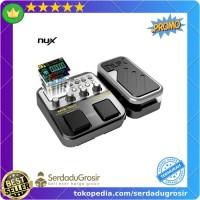 Promo NUX Pedal Efek Gitar Synthesizer Processor - MG-100 Keren -