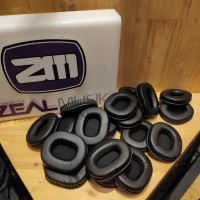 Headphone Pad Audio Technica M20X M30X M40X M50X - Zeal Musik Jogja