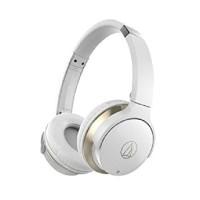 Audio Technica ATH-AR3BT / AR3 BT Wireless Headphone Bluetooth White