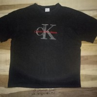 kaos tee shirt baju calvin klein CK jeans original branded keren murah