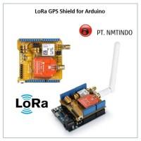 Dragino LoRa GPS Shield for Arduino