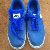 Nike SB Paul Rodriguez Navy Suede Skate Puma Adidas Sepatu Samba 4