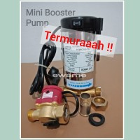 Pompa Mini Booster Pump 90w Otomatis Pendorong Air Water Heater