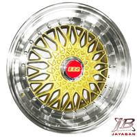 Velg racing ring 17 inch Rep. BBS RS mobil Jazz, Avanza, Xenia, Livina