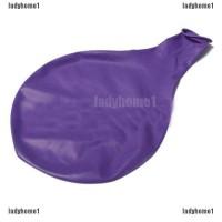 36inch Balon Latex Besar Warna Warni untuk Dekorasi Pesta Ulang Tahun