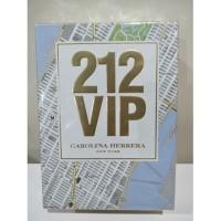 Carolina Herrera 212 VIP Gold + Body Lotion Set Woman EDP Medan