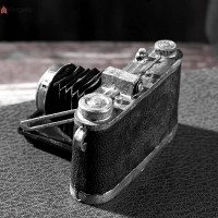 Kamera Model Antik Kualitas Tinggi 140 * 90 * 90mm untuk - S7