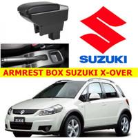 Arm Rest Box Kotak Alas Lengan SUZUKI X-OVER SX4 dual stack 7 Port USB