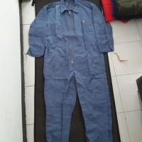 Katelpak Wearpack Coverall Baju Kerja Baju Proyek Baju Bengkel Safety