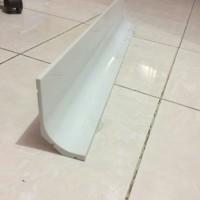 jual HOSPITAL PLINT Radiza keramik cekung/keramik KFC 30cm / 60cm ABS