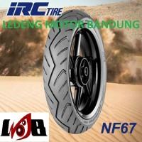 IRC 90/80-17 NF67 Ban Tubeless Motor Bebek or Sport