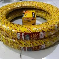 Ban Swallow 400-17 450-17 S 212 Wiro Set Luar Dalam