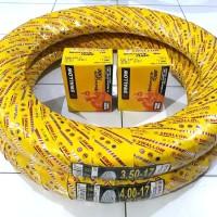 Paket Ban Luar Dalam Swallow 350-17 400-17 Classic SB 135