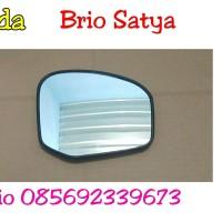 kaca cermin mirror spion Honda brio Satya